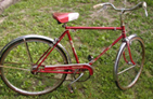Classic Schwinn Traveler Bicycle